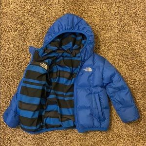 North Face coat